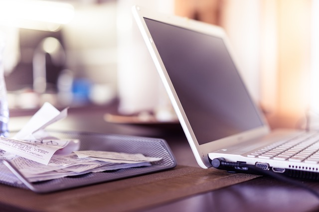 nota de gastos digital